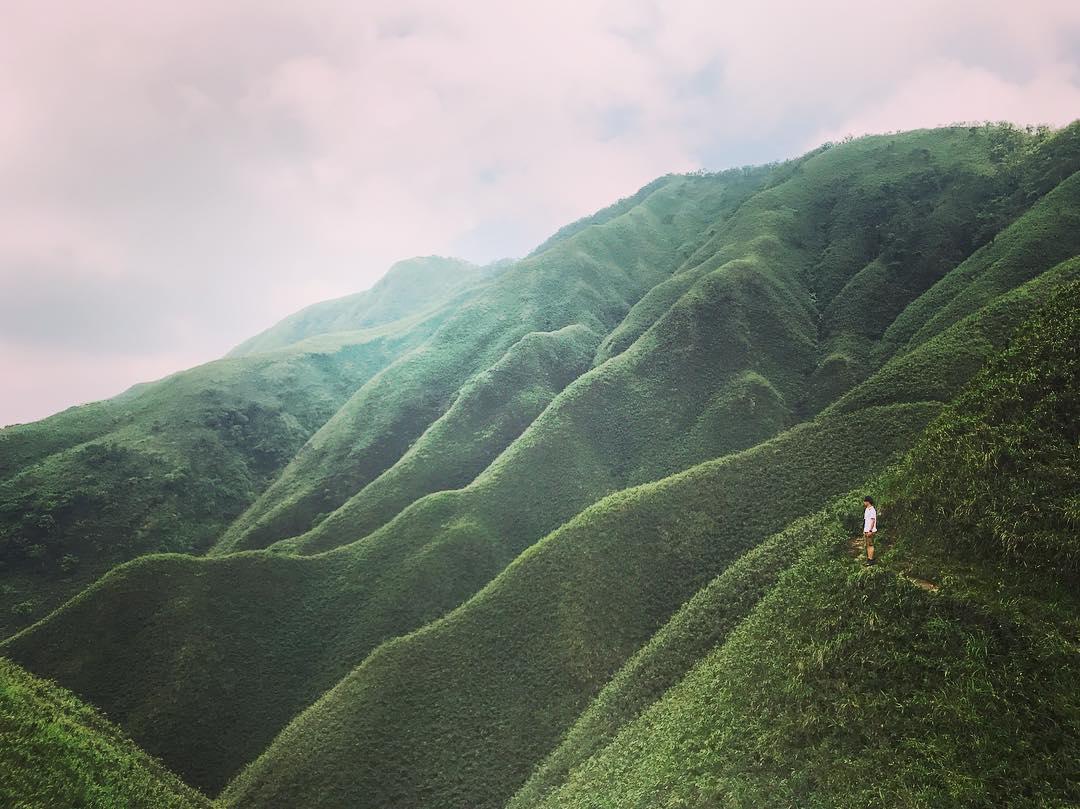 聖母山莊步道。(圖片來源/Instagram-lin_jc)
