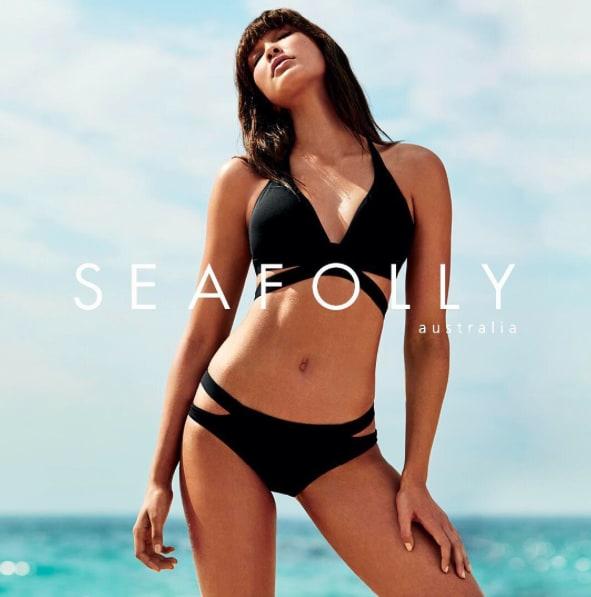 圖 片 來 源 : seafolly。