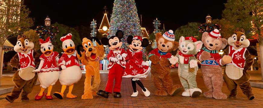 也 可 以 在 香 港 迪 士 尼 遇 見 超 可 愛 的 Duffy!
