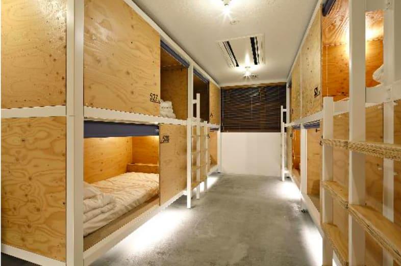 女 宿 房 間 。 圖 片 來 源 : 截 圖 自 官 網