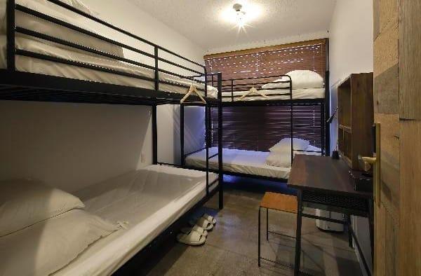 四 人 床 。圖 片 來 源 : 截 圖 自 官 網