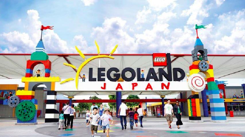 圖片來源:LEGOLAND JAPAN