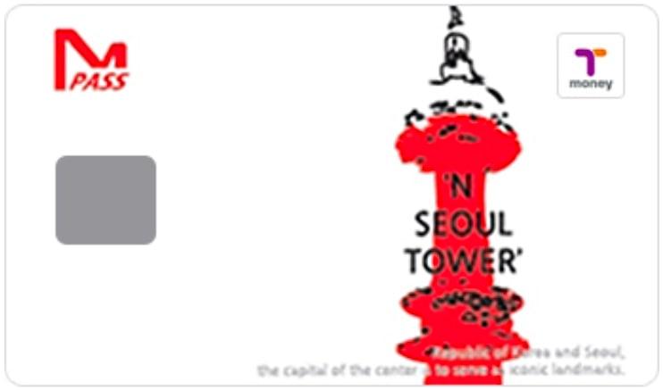 韓國地鐵交通卡