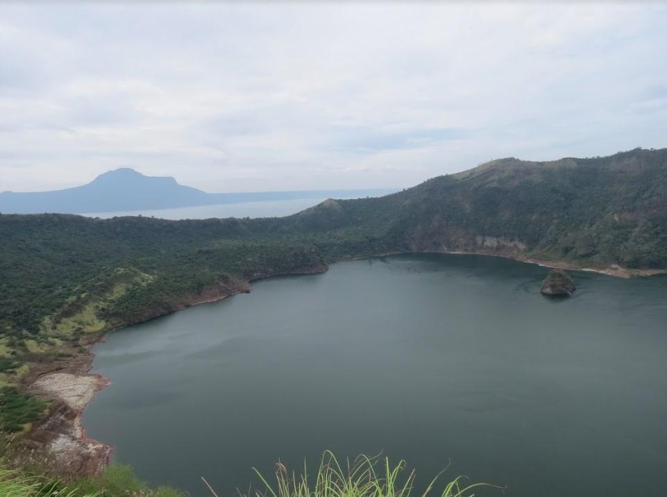 塔爾火山。|Taal Volcano 馬尼拉攻略