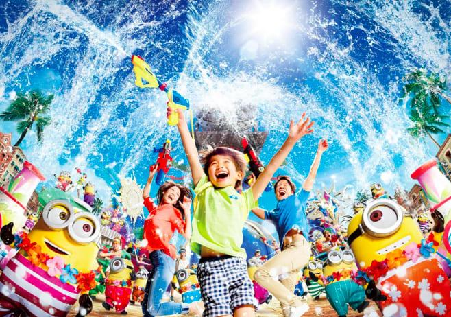 日本環球影城夏日祭典