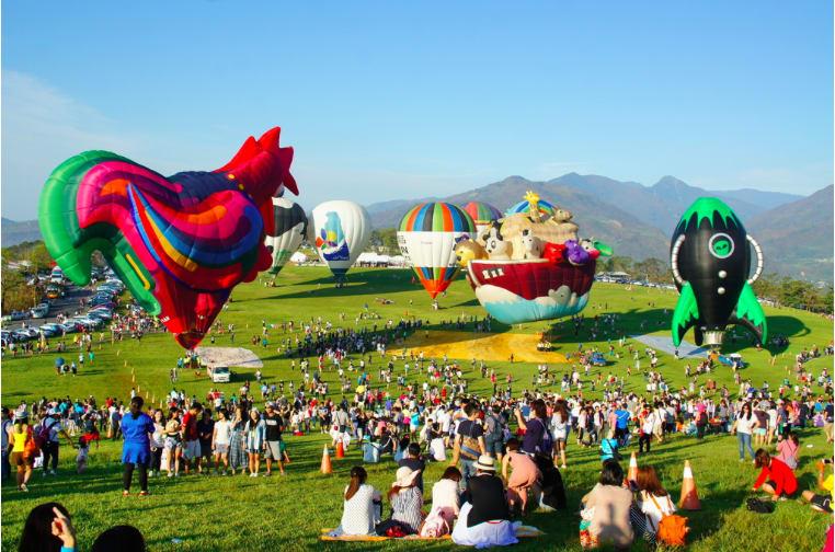 圖片來源:活動官網 台東熱氣球嘉年華