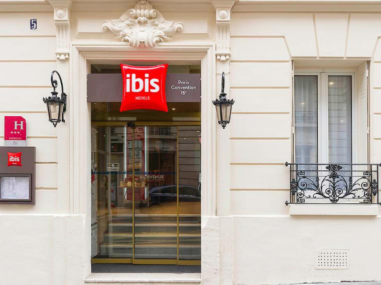 法國巴黎位於第15區的ibis之外觀 photo by Booking.com