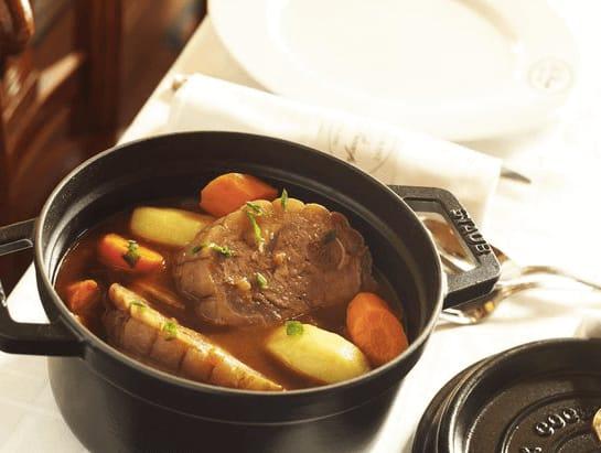 法國巴黎餐廳—Le Procope 主菜 photo by Le Procope