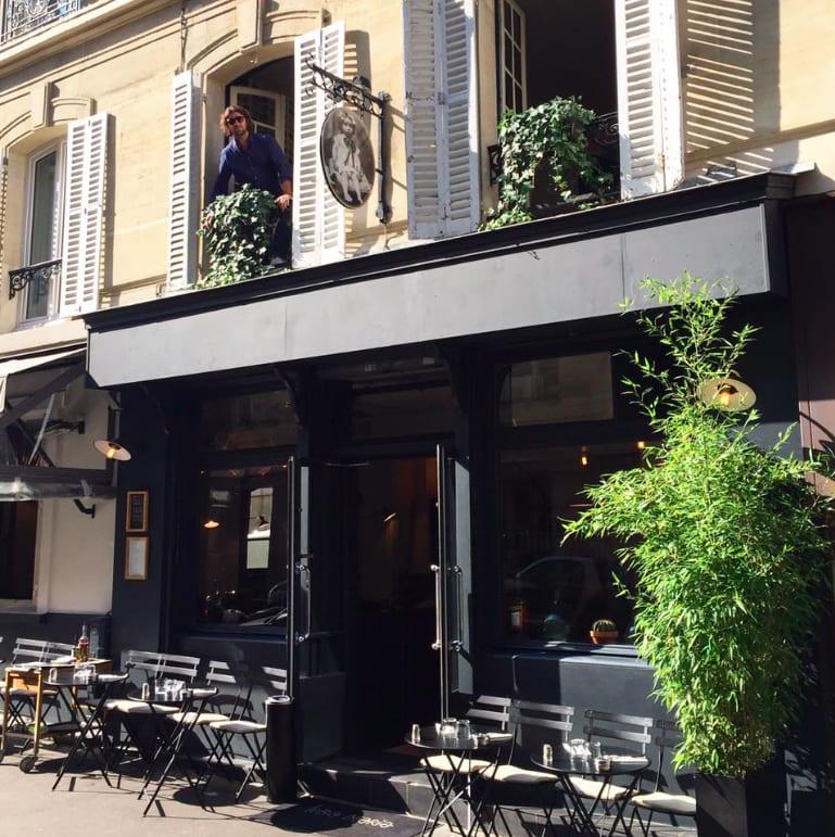 法國巴黎餐廳—Luisa Maria 外觀 photo by Luisa Maria
