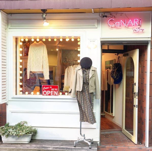 Photo/ CaNARi vintage select shop