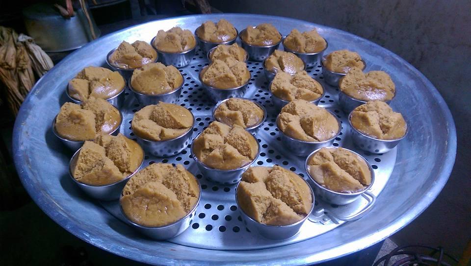 風味獨特的客家發糕。(圖片來源/鳳嬌客家傳統米食FB粉絲團)