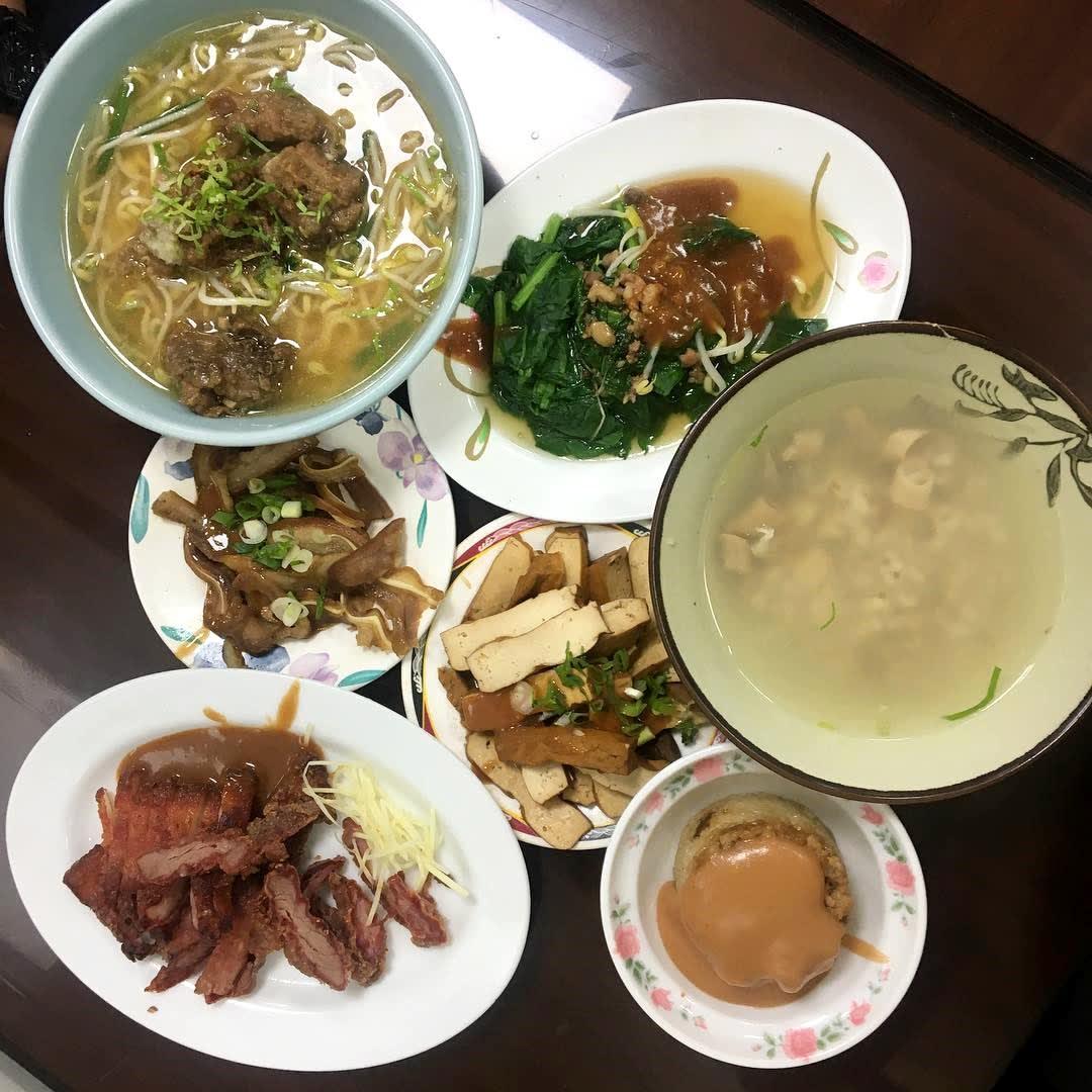 餐點種類相當豐富多樣。(圖片來源/Instagram-guavares)