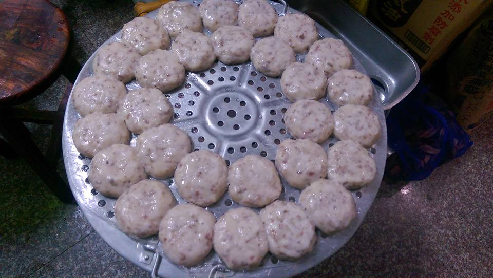 香噴噴的客家芋頭粄。(圖片來源/鳳嬌客家傳統米食FB粉絲團)