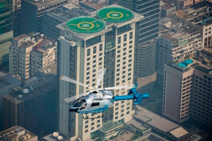 香港直升機遨遊天際_優惠價NT$7636