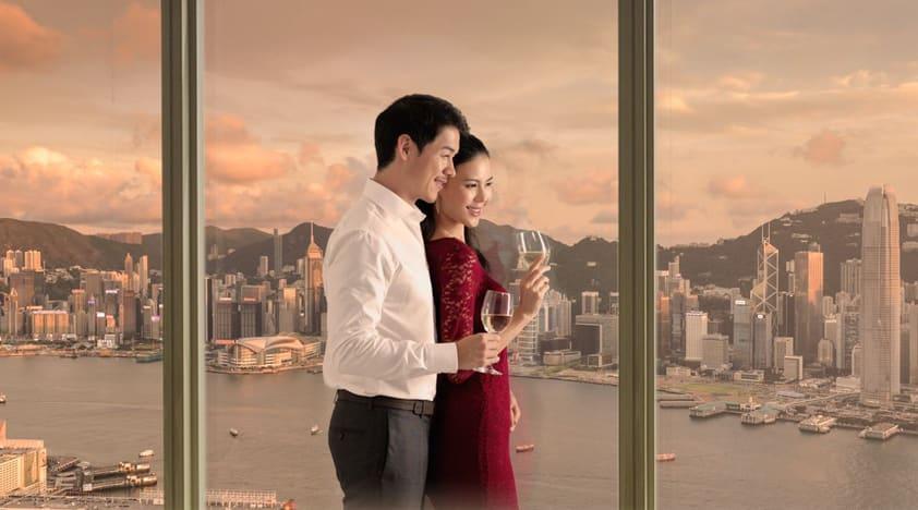 香港Sky100美味茶點_優惠價NT$432