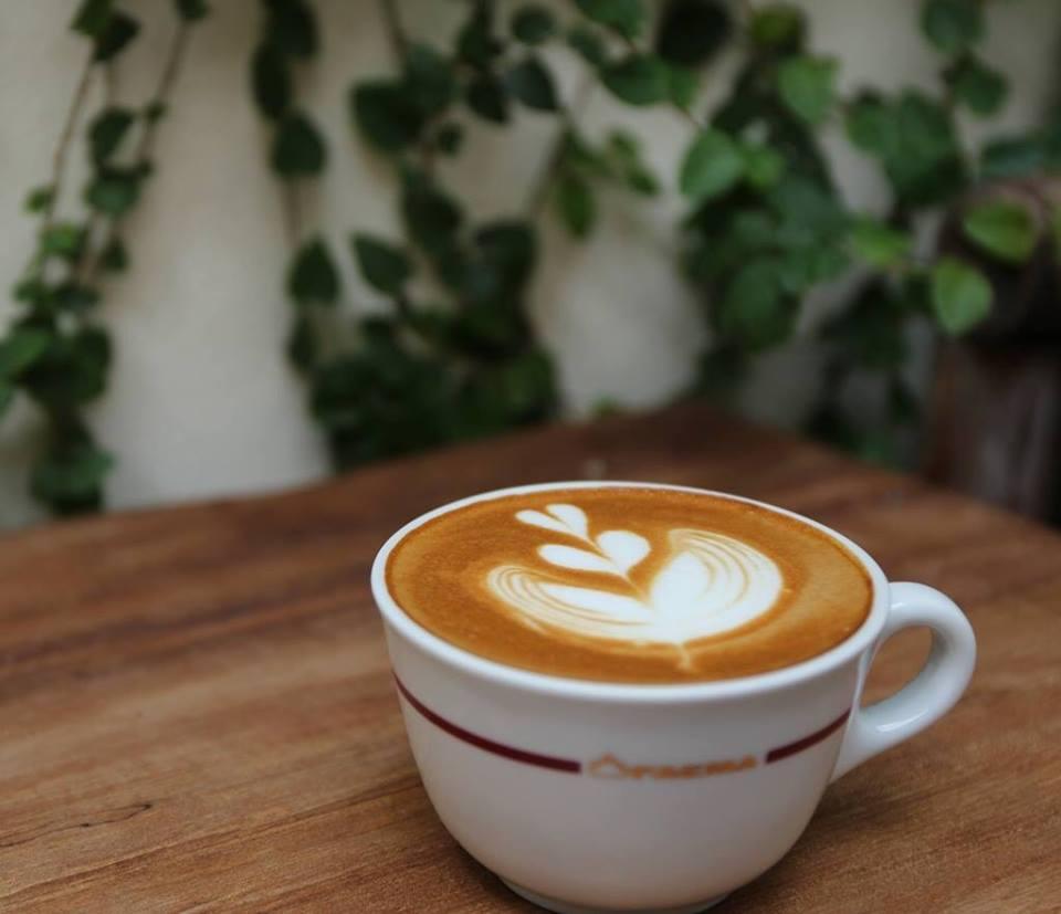 香濃的美味咖啡。(圖片來源/正興咖啡館FB粉絲團)