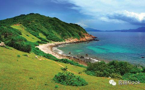 露 營 勝 地 塔 門 島 。