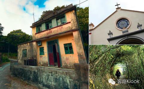 西 貢 村 落 一 隅 , 找 到 寧 靜 的 香 港