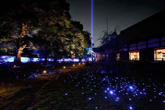 圖 片 來 源 : 青 蓮 院 。