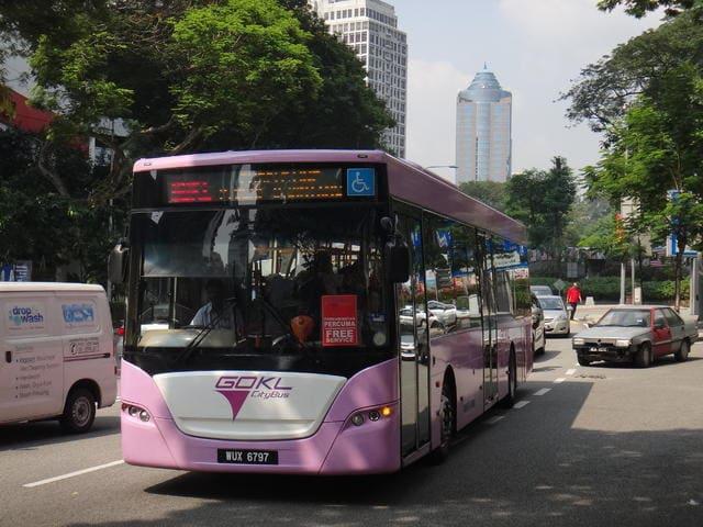吉隆坡交通 :公車