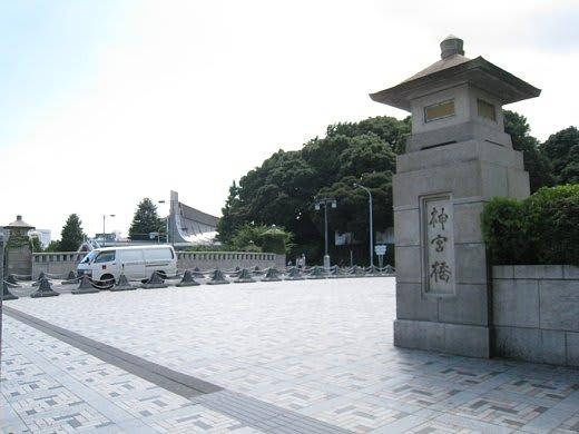 神宮橋。(照片來源:joun.blog.so-net.ne.jp)