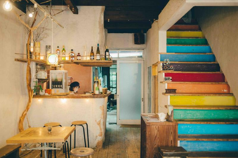 酒吧空間/ Photo : Hostelworld