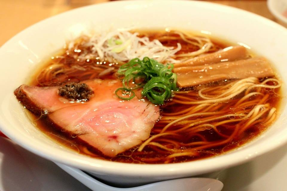 P h o t o : Japanese Soba Noodles 蔦