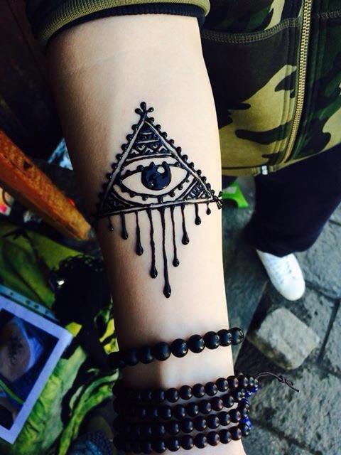 印 度 Henna