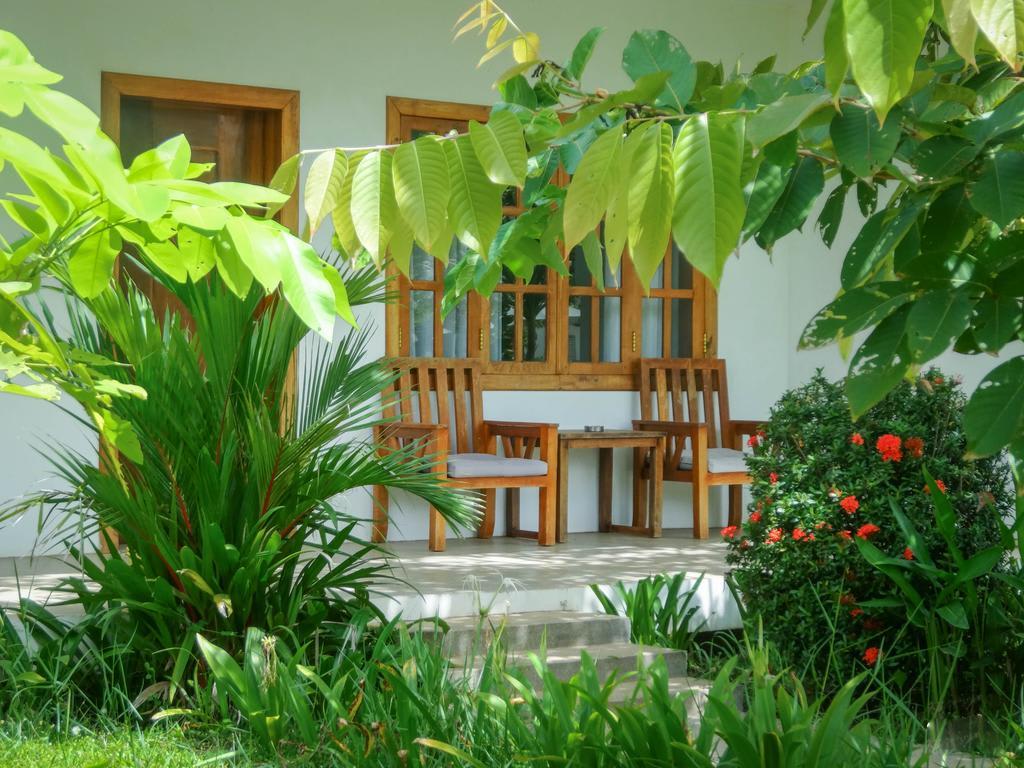 適合家庭的Villa,旁有大片花園 (Photo: Booking.com)