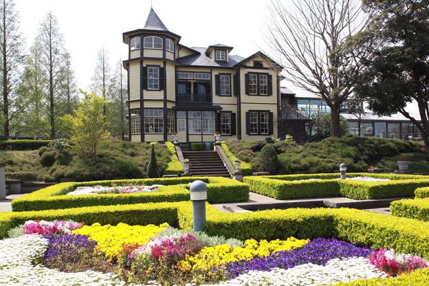 外交官的家外觀。|來源:matome.naver.jp