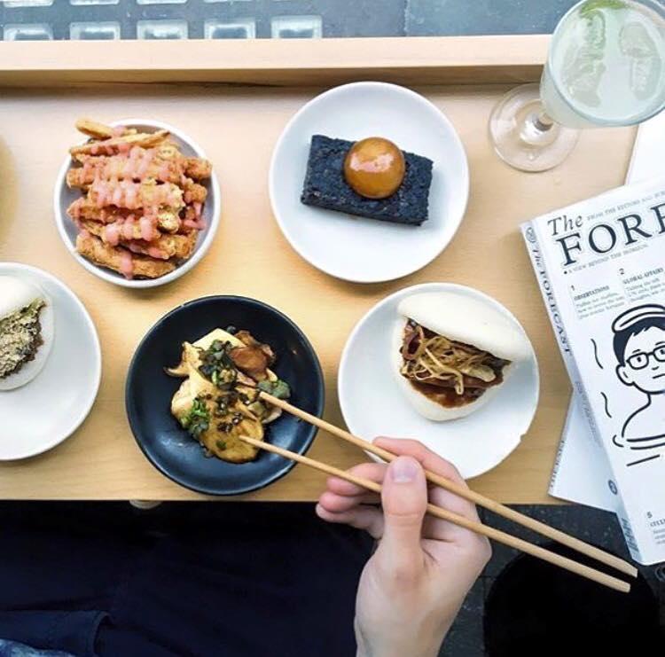 BAO 成 功 的 把 台 灣 小 吃 帶 上 國 際! 道地亞洲美食