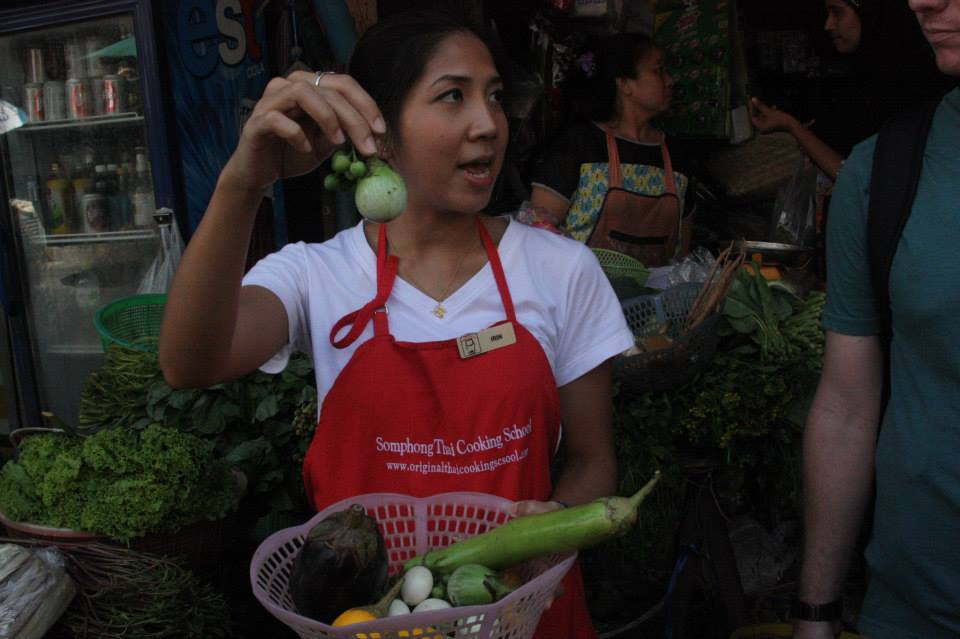 泰式料理廚藝學校