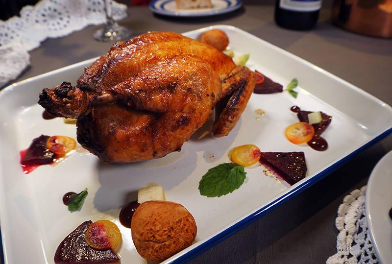 照 片 來 源 : 孔 雀 Peacock Bistro 歐 亞 料 理 餐 酒 館 CC by 2.0
