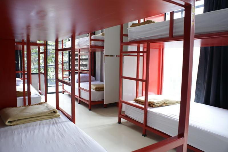 位 在 市 中 心 超 方 便 的 lub.d hostel