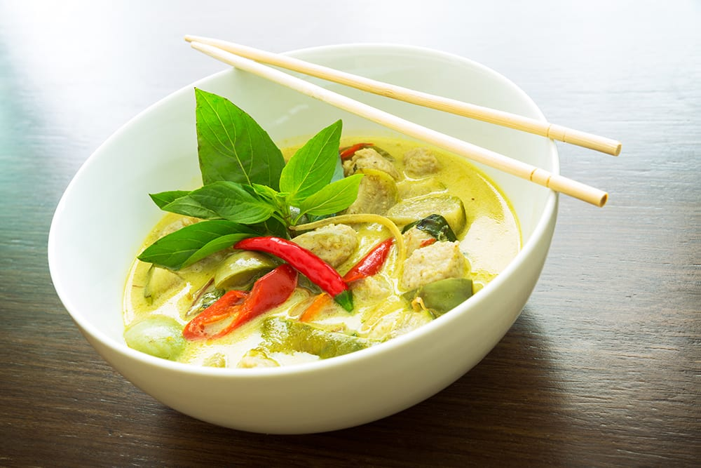 Thai-Curry