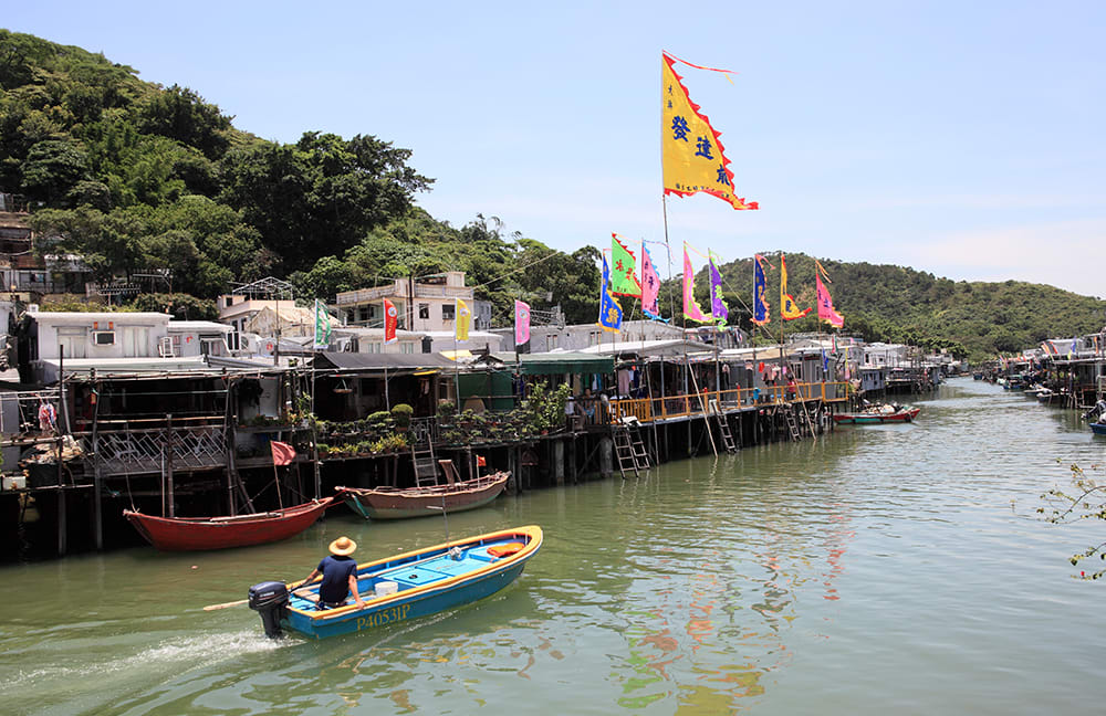 Lantau-Fishing