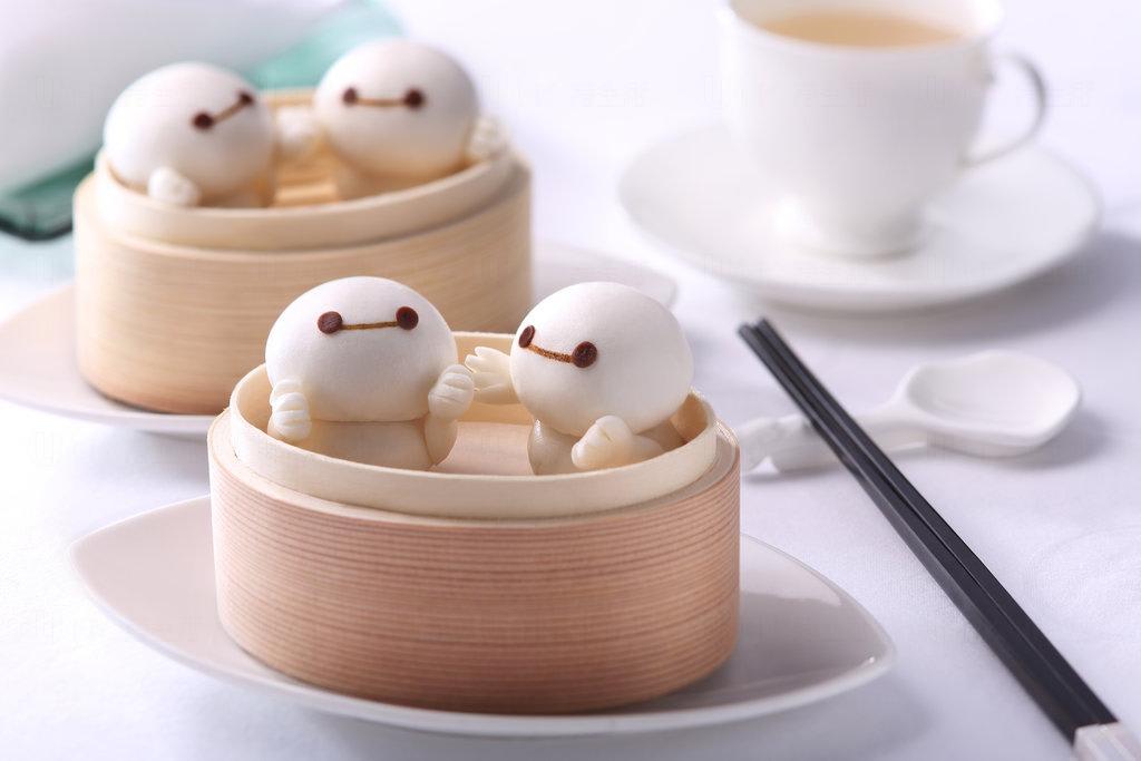 杯麵海鮮雞肉包 晶荷軒 Photo: 港生活