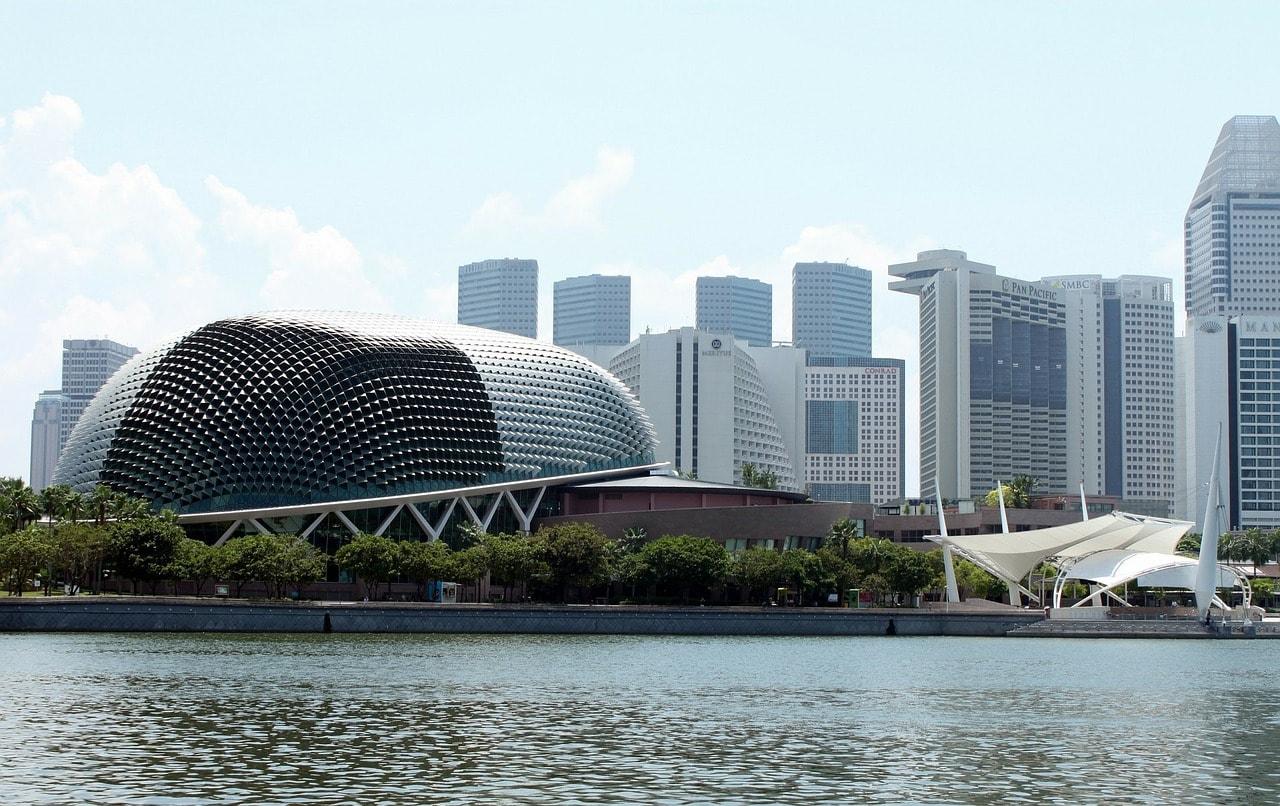 新加坡濱海藝術中心