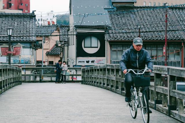 Photographer|Arlene Li 金澤茶屋街