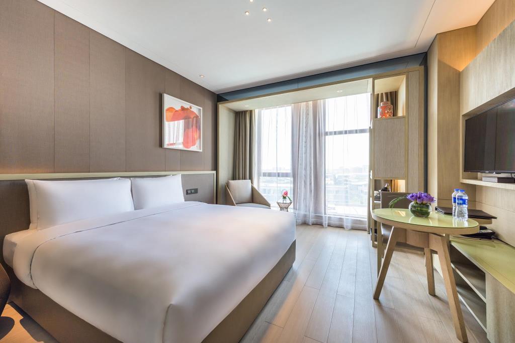 上海客萊福諾富特酒店(Novotel Shanghai Clover) 取自:agoda