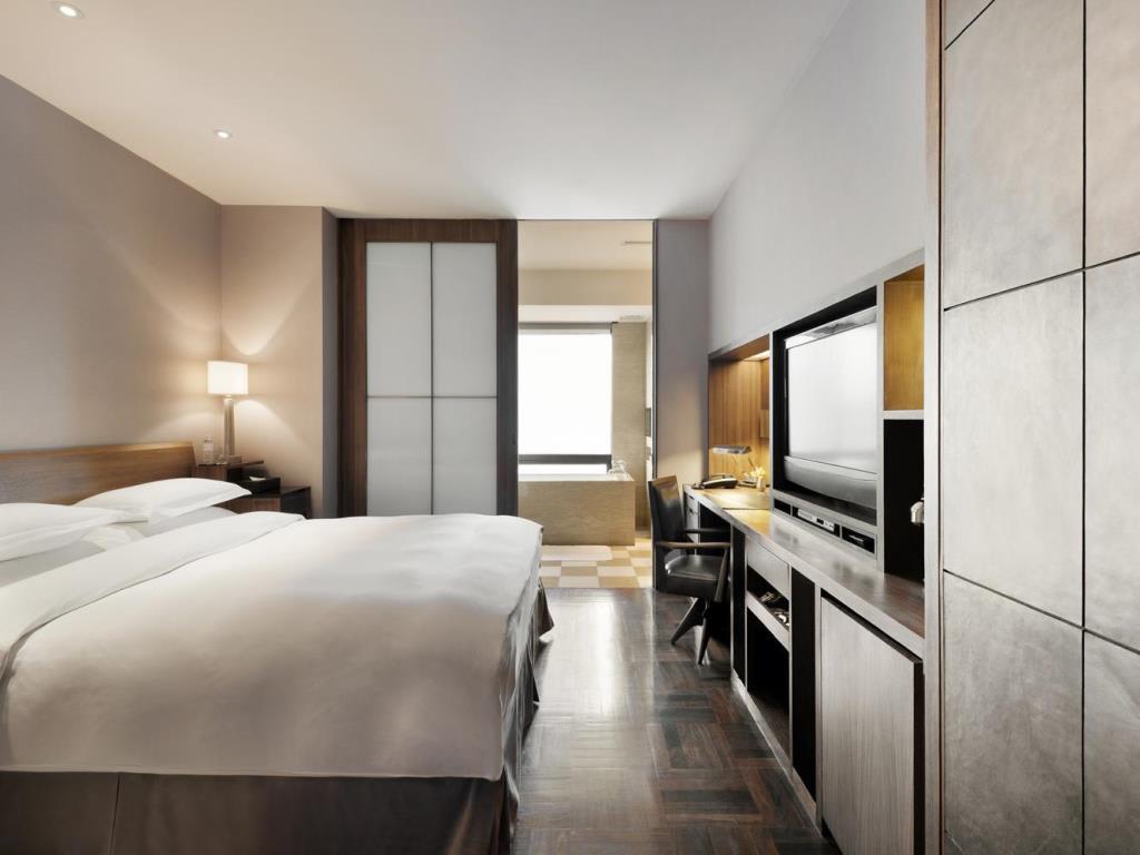 上海東方商旅酒店,取自:agoda。