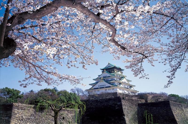 大阪城(照片來源:大阪觀光局PHOTO LIBRARY)http://www.osaka-info.jp/photo_library/