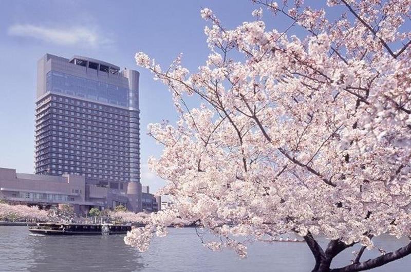 帝國大飯店(照片來源:Imperial Hotel 帝国ホテル官方粉絲專頁)https://www.facebook.com/imperialhoteljapan