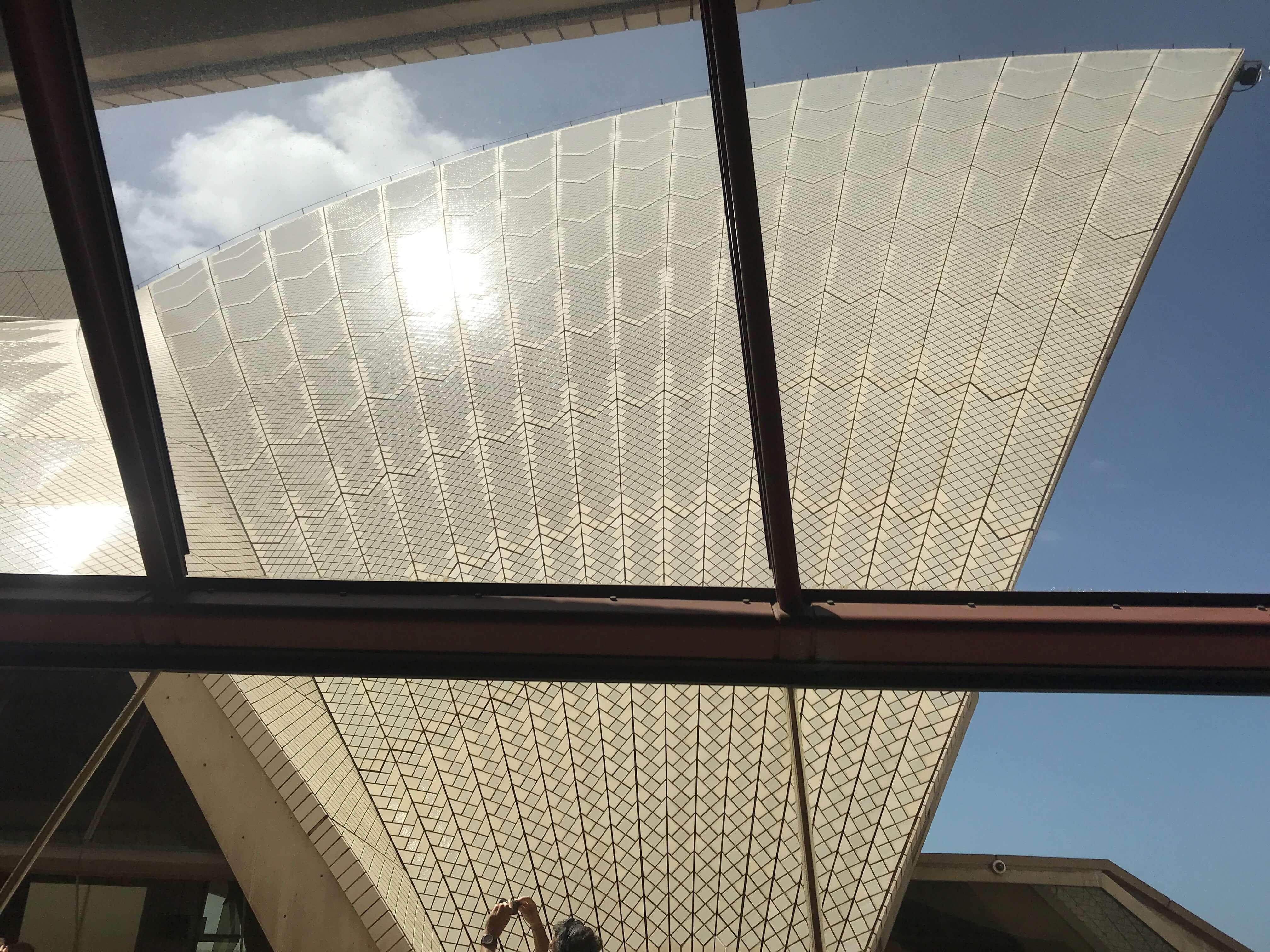 雪梨歌劇院屋頂 by 倍包客