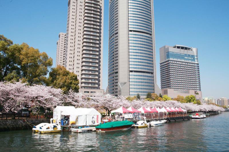 OAP港(照片來源:大阪觀光局PHOTO LIBRARY) http://www.osaka-info.jp/photo_library/