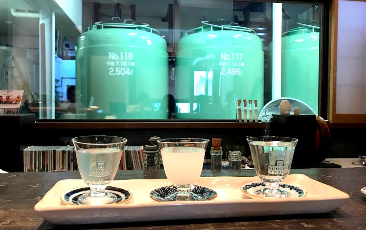 如果擅長日文的話,還可以預約酒造見學唷 | 圖片來源:吳胖達