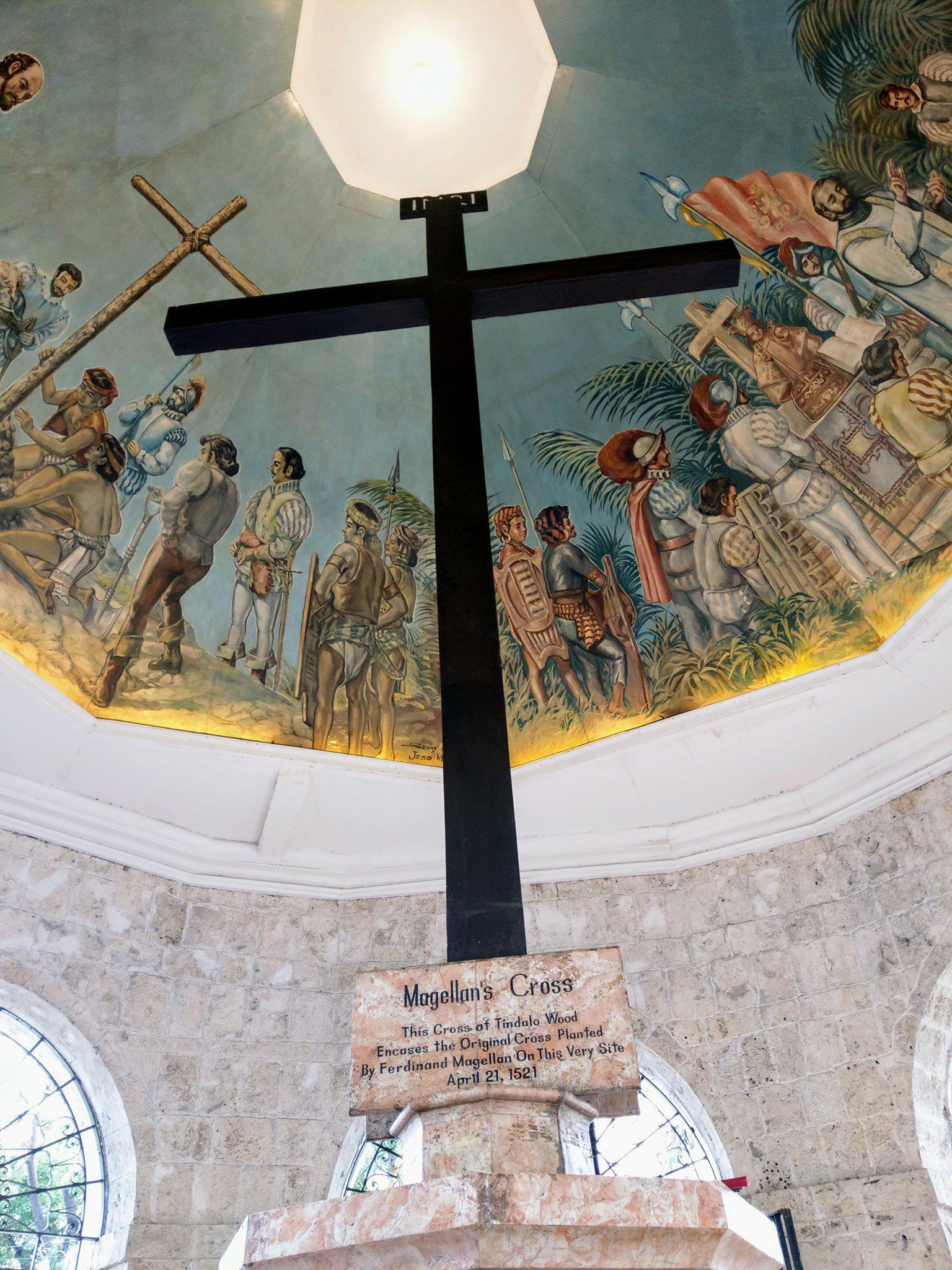 麥哲倫十字架|圖片來源:Vanessa