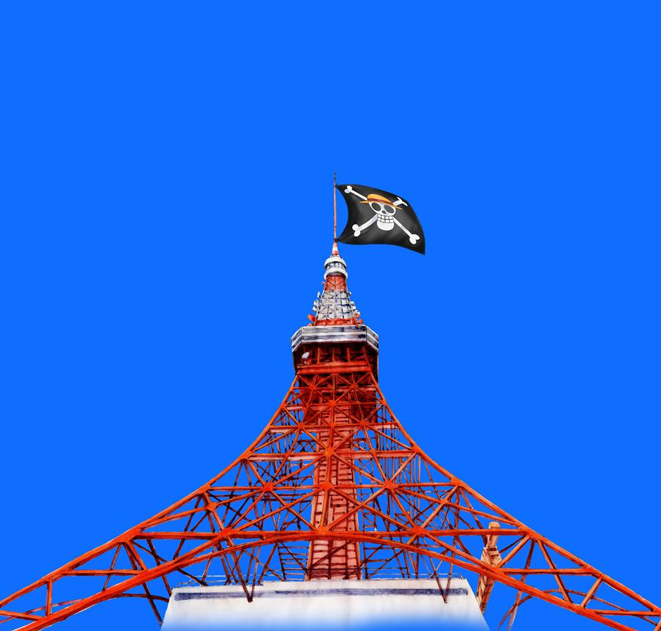 海賊王樂園就位在東京鐵塔裡面。(圖片取自TOKYO ONEPIECE TOWER官方FB粉絲團)