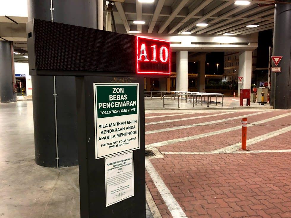 吉隆坡機場交通比價 |Photo:Zach