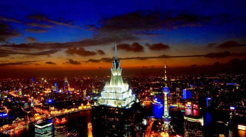 上海環球金融中心觀光廳,來源:KLOOK